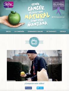 Imagen campaña GEPAC