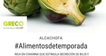 alimentos de temporada alcachofa